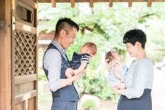 大阪京都奈良兵庫家族写真お宮参り・七五三出張撮影会カメラマン