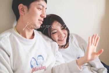 カップル&エンゲージメントフォトバレンタイン出張撮影会
