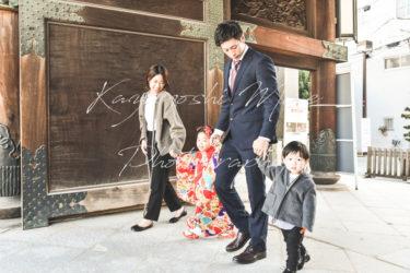 3月限定!お宮参り、七五三、家族写真撮影の人気スポット、大阪天満宮特別価格出張撮影会☆