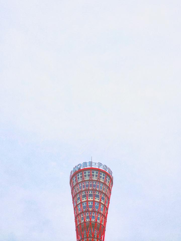 神戸ハーバーランドエンゲージメントフォト出張撮影
