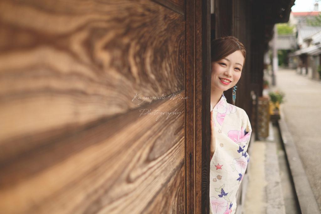 京都・奈良・浴衣レンタルフォトプランサンプル撮影モニター募集
