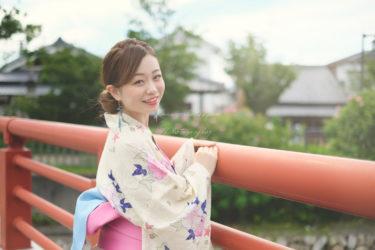 京都・奈良・浴衣フォト出張撮影サンプル撮影モニター募集