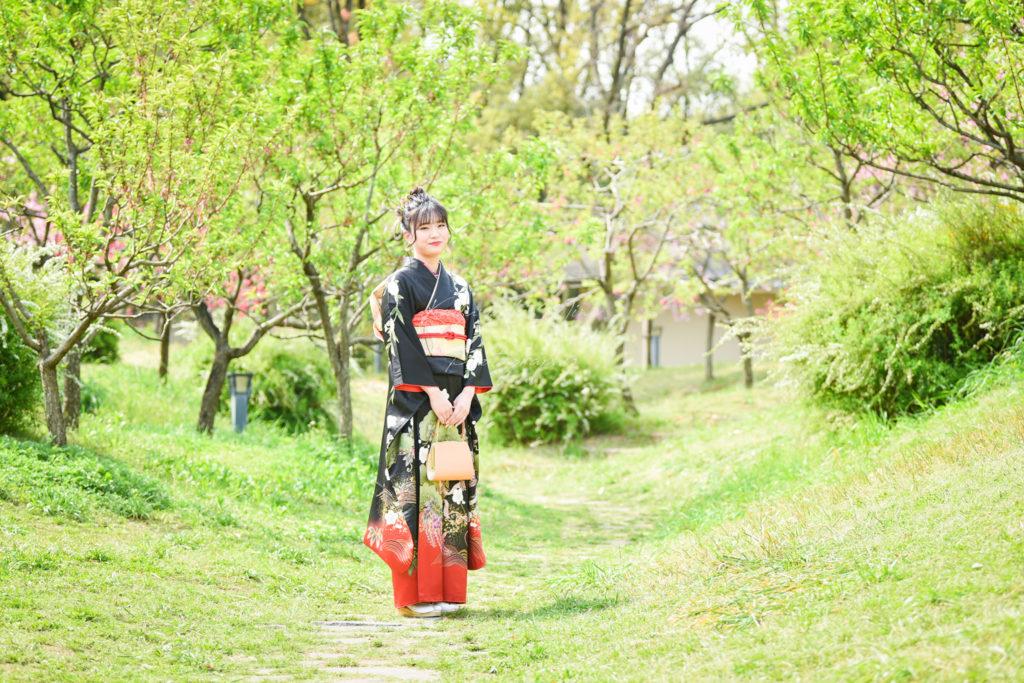 大阪城・京都・神戸・奈良・成人式前撮り出張撮影おすすめカメラマン