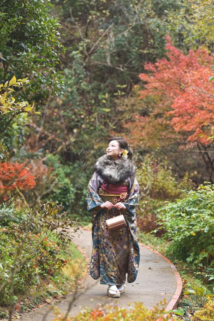 大阪・京都祇園嵐山・奈良公園・成人式前撮り出張撮影人気カメラマン