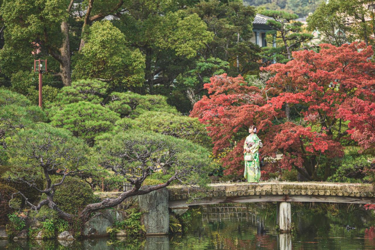 大阪京都兵庫奈良成人式前撮り後撮り振袖出張撮影カメラマン